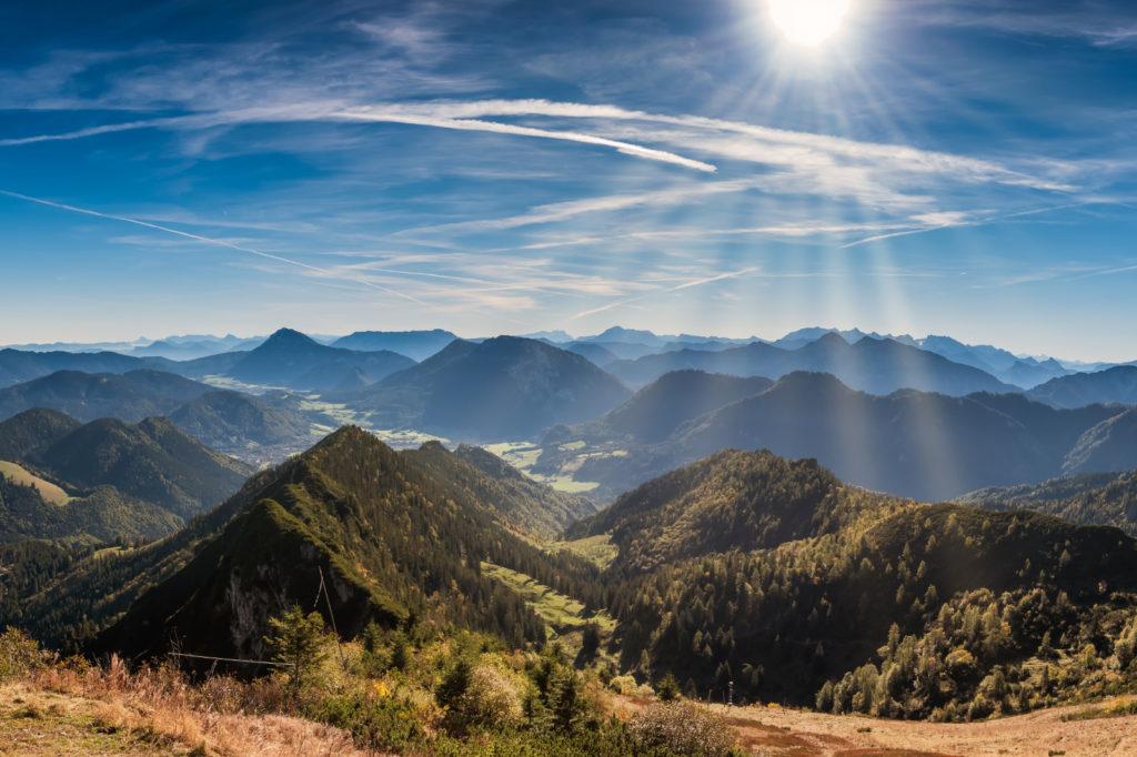 Hochfelln - Chiemgauer Alpen